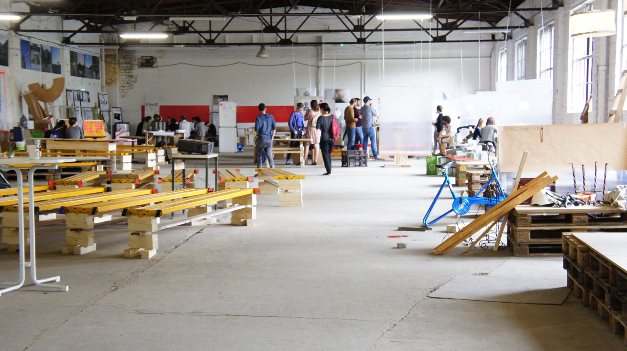 Space Preparation & Furniture Building Sessions – on Tuesday ... on